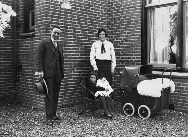 Het gezin Van Hasselt